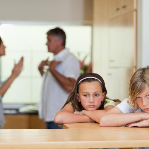 5 règles pour protéger ses enfants lors d'un divorce