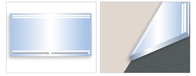 Comment poser une cr dence en verre plan de travail - Poser une credence en verre ...
