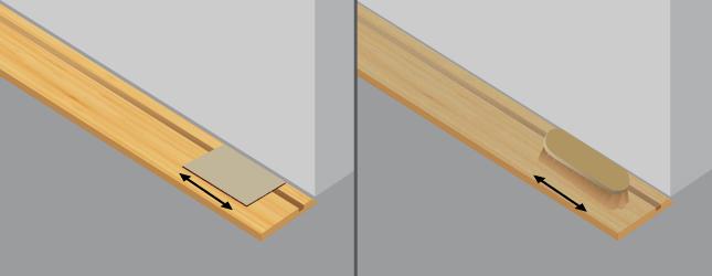 comment poser des plinthes en bois ooreka. Black Bedroom Furniture Sets. Home Design Ideas