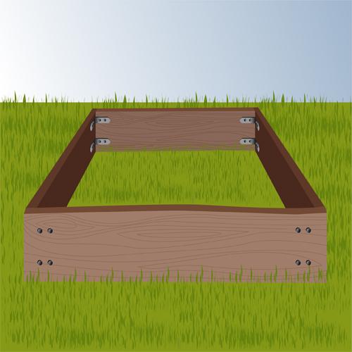 Assemblez les planches