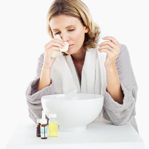 Soigner un rhume efficacement