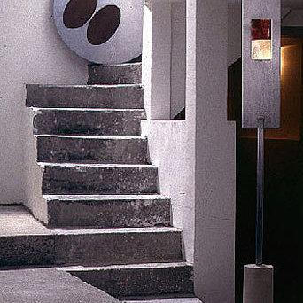 r nover un escalier en b ton escalier. Black Bedroom Furniture Sets. Home Design Ideas
