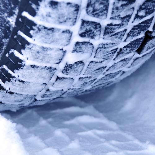 Adapter sa conduite à la neige