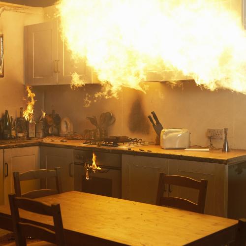 Que faire en cas d'incendie dans votre habitation ?