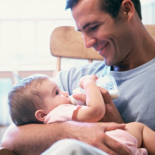Sevrer un bébé