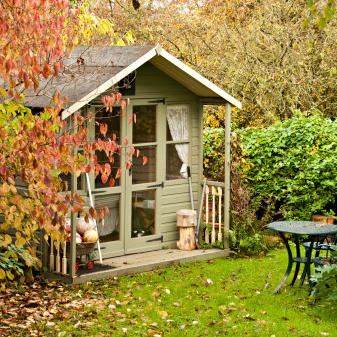 Comment sécuriser son abri de jardin?