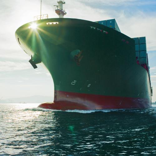 Souscrire une assurance pour transport de marchandises maritime