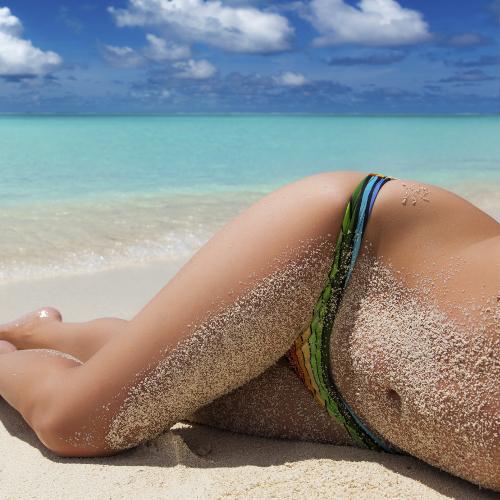 Ménager sa peau à la mer