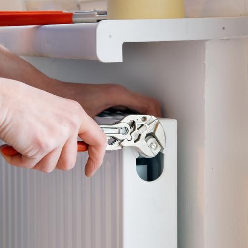 3 étapes pour débloquer facilement un radiateur