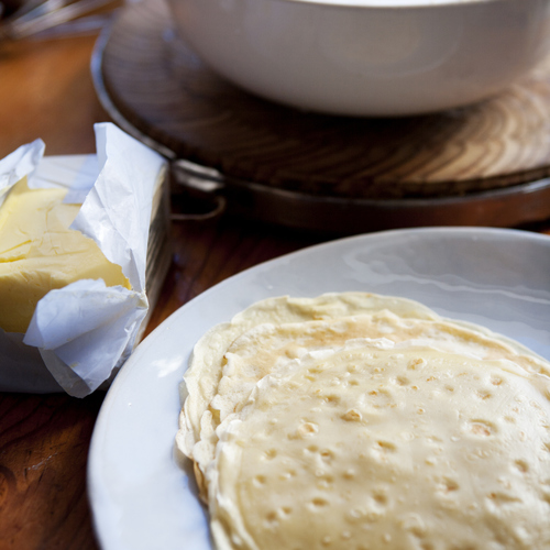 Crêpes et pâte à crêpes : comment bien les conserver ?