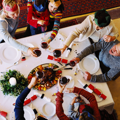 5 idées pour stocker tous les plats avant le repas de Noël