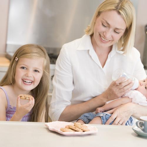Digestion bébés et enfants : comment l'améliorer ?