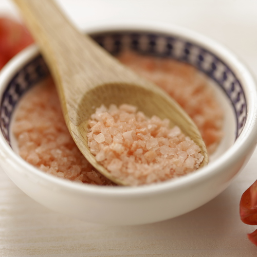 Fabriquer des sels de bain