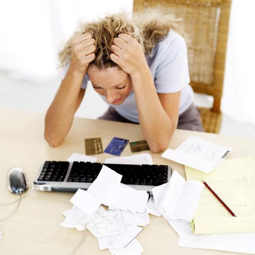 Que faire quand vous n'arrivez plus à payer vos crédits?