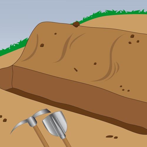 Construire un muret de sout nement mur for Comment installer des gabions