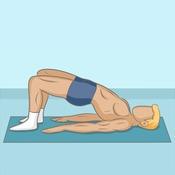 posture yoga le pont