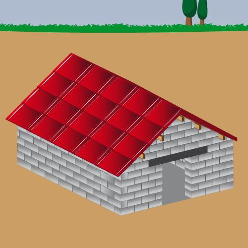 Bâtir un abri de jardin en parpaing - Abri de jardin