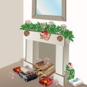 Fabriquer un manteau de chemin e d coratif d coration - Acheter une cheminee en carton ...