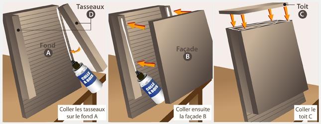 construire un nichoir chauve souris am nagement de jardin. Black Bedroom Furniture Sets. Home Design Ideas