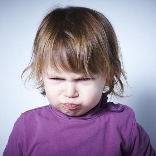 Gérer la colère d'un enfant