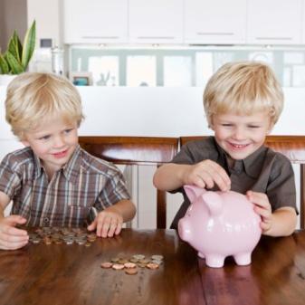 Apprendre la valeur de l'argent à ses enfants