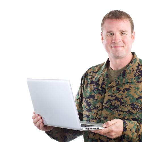Devenir autoentrepreneur quand on est militaire