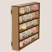 Fabriquer une tag re pices d coration - Comment fabriquer une etagere ...