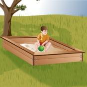 fabriquer un bac sable en bois de palettes am nagement. Black Bedroom Furniture Sets. Home Design Ideas