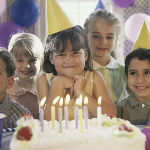 Comment occuper les enfants pendant un goûter d'anniversaire ?