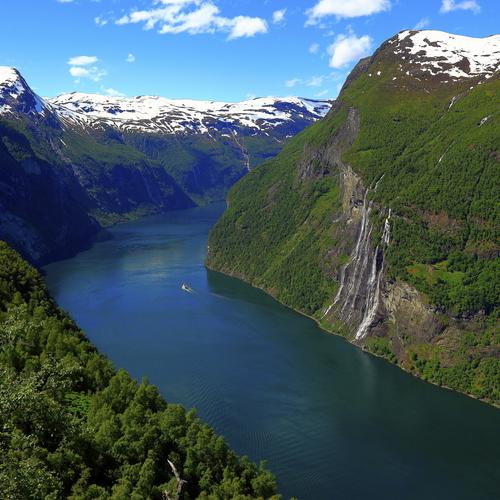 Formalités pour un voyage en Norvège