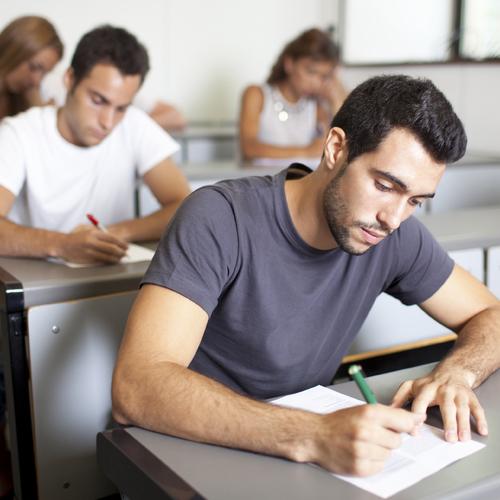 Demander un congé pour examen