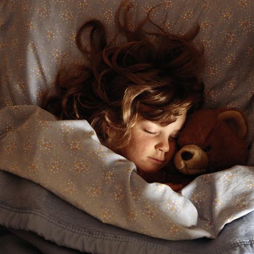 Coucher et endormir un enfant