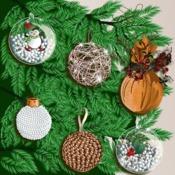 Fabriquer Des Boules De Noel Decoration