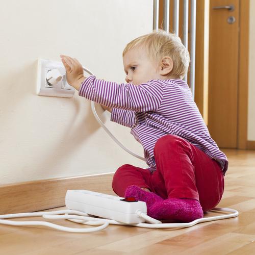 Assurer la sécurité d'un bébé au quotidien