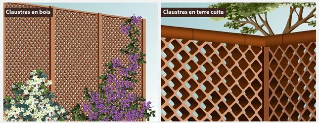 cr er de l 39 intimit dans son jardin sans le fermer. Black Bedroom Furniture Sets. Home Design Ideas