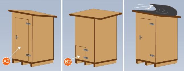 installer des toilettes s ches l 39 ext rieur wc. Black Bedroom Furniture Sets. Home Design Ideas
