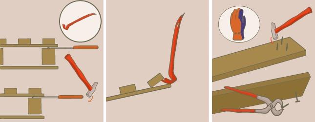 Comment fabriquer un potager sur pieds avec des palettes - Fabriquer un bac potager avec des palettes ...