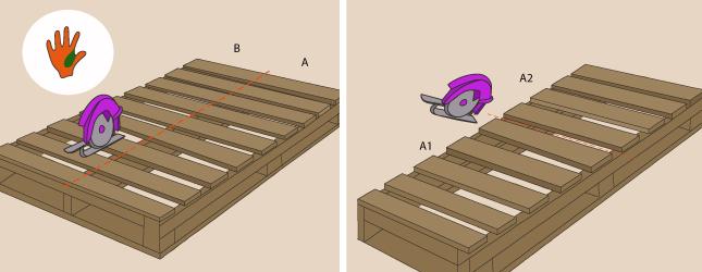 Fabriquer Un Fauteuil En Palette Aménagement De Jardin