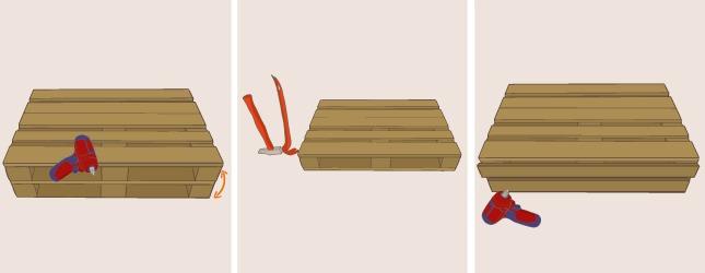 Fabriquer un canap en palette canap - Canape en palette de bois ...