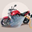 Bien nettoyer sa moto