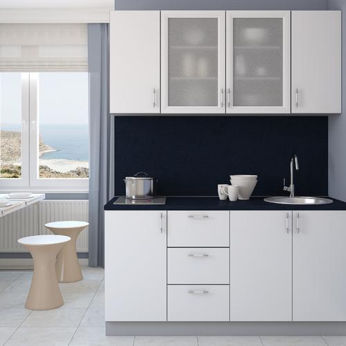 am nager une kitchenette ooreka. Black Bedroom Furniture Sets. Home Design Ideas