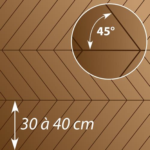 parquet point de hongrie massif prparez le calepinage with parquet point de hongrie massif. Black Bedroom Furniture Sets. Home Design Ideas