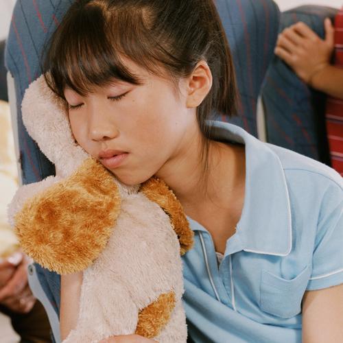 Faire voyager un enfant seul en avion