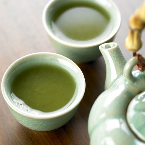 Profiter des bienfaits du thé vert