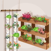 Comment Cr Er Un Potager Vertical