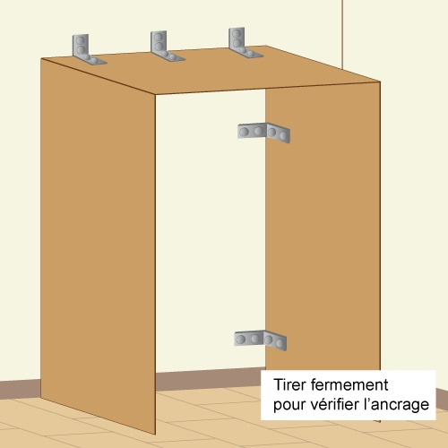 Comment installer un lit escamotable vertical for Lit rabattable vertical