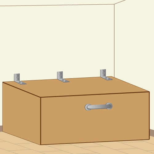 Installer un lit escamotable horizontal