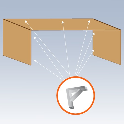 Bien-aimé Comment installer un lit escamotable horizontal GS39