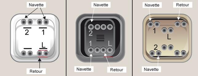 Comment brancher un va et vient for Installer un va et vient avec 2 interrupteurs