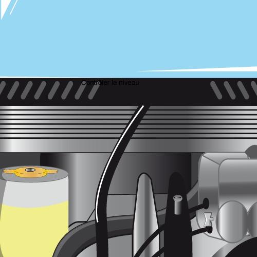 Changer le liquide de refroidissement